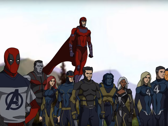 This Animated Avengers 4 Fan Trailer Turns Back the Clock