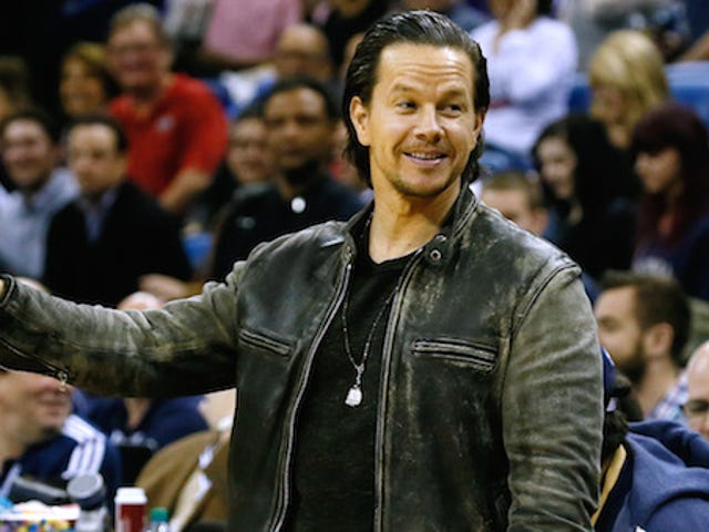 Mark Wahlberg's Doing A Movie About The Boston Marathon Bombings