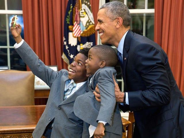 «L'année de la photographie» de la Maison Blanche me fait sentir beaucoup de choses en ce moment