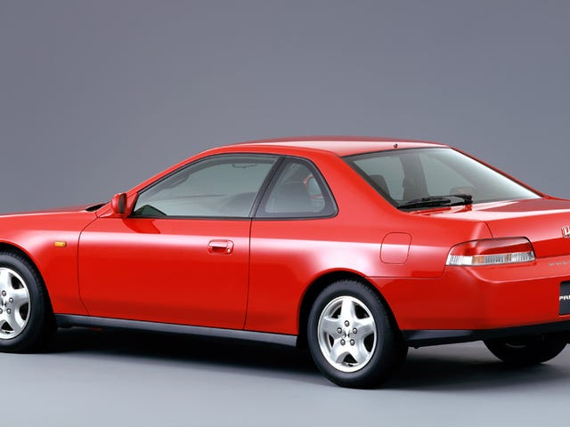 Comment Of The Day: Honda Prelute Edition