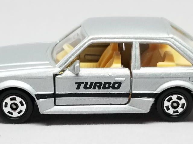 [REVIEW] Tomica Mazda Familia 1500XG Turbo