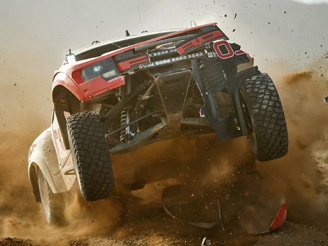 This Mint 400 Gallery Is Like An Acid Trip Through Off-Road Heaven