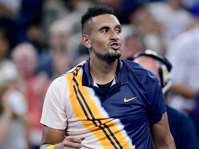 Nick Kyrgios Can't Stop Beefing With Tennis Writer Ben Rothenberg