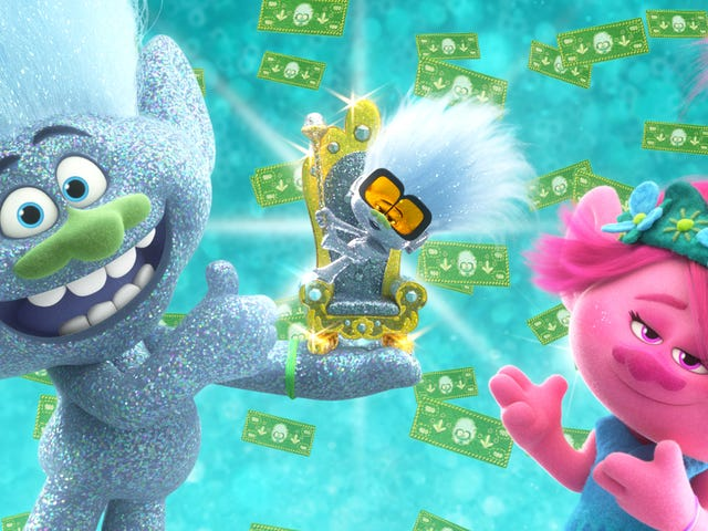Trolls World Tour is a shameless DreamWorks dance party you can attend from your couch