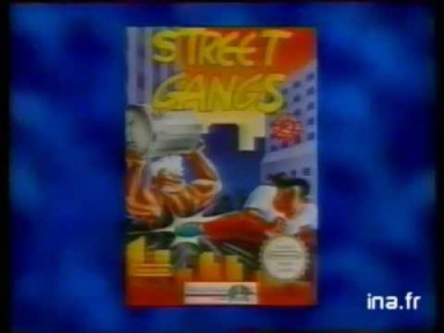 Geç TAY Retro: Nintendo Eğlence Sistemi |  Sokak Çeteleri [River City Ransom] |  TV Reklamı (FR