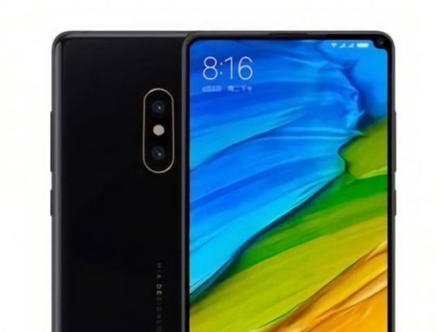 """Το άλμπουμ Mi Mix 2 της Xiaomi προσφέρεται για ένα """"notch"""" και για το esquina de la pantalla en el que esconde una cámara"""