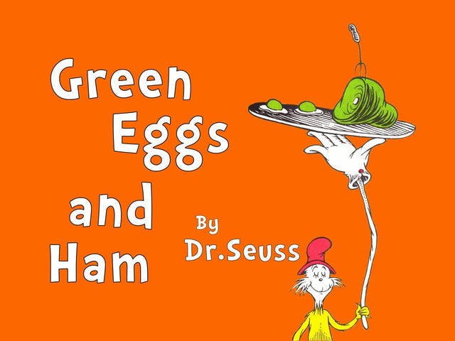 Green Eggs and Ham sta per diventare il più costoso Cartoon Show di sempre
