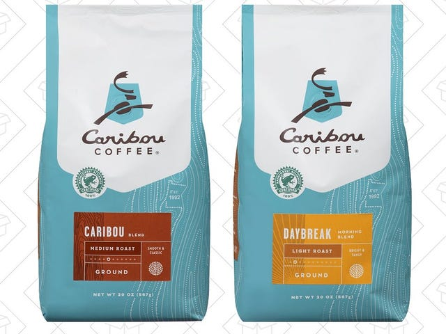 Amazon Will Ship You 20 Ounces Of Coffee For Under $8