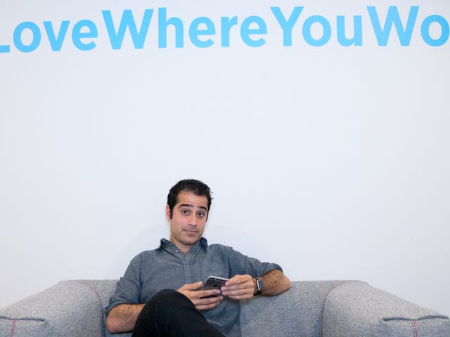 This man will not verify you on Twitter, despite what Jack Dorsey says