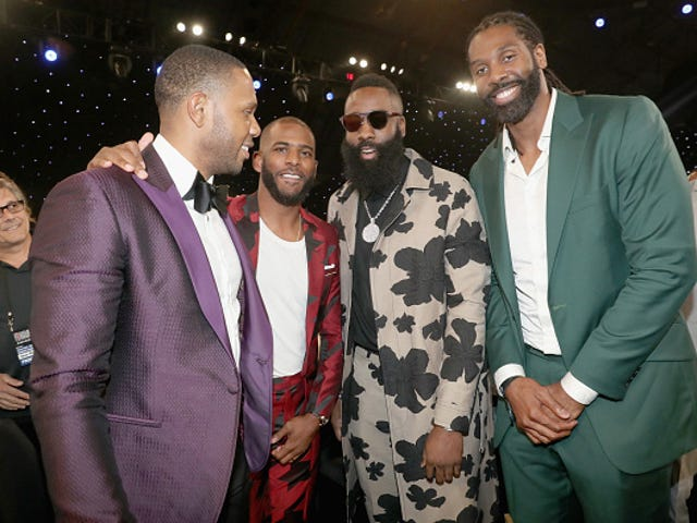 Baller Alert: Is This the 2018 NBA Awards or the NBA Fashion Awards?