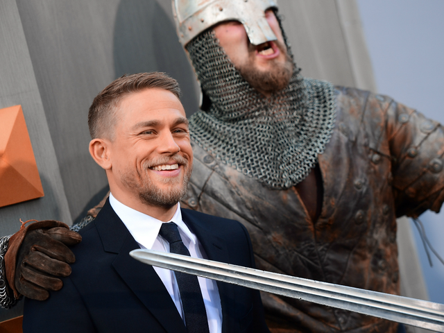 Maybe Stop Making King Arthur Movies For a Little While