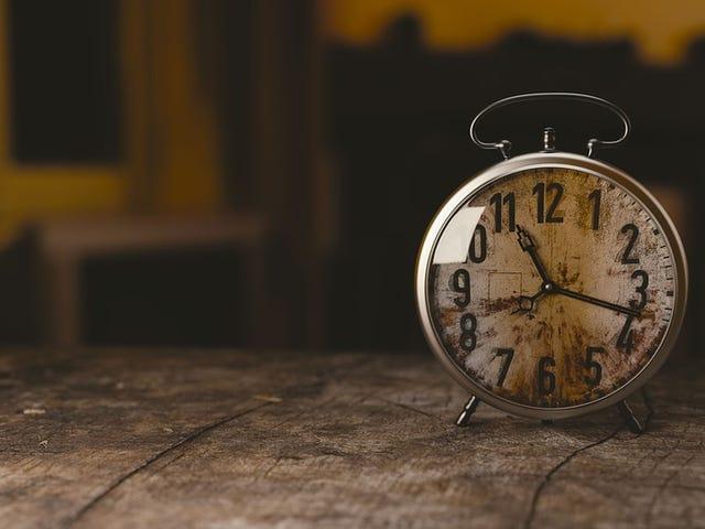 Por qué los días se nos hacen más cortos a medida que envejecemos