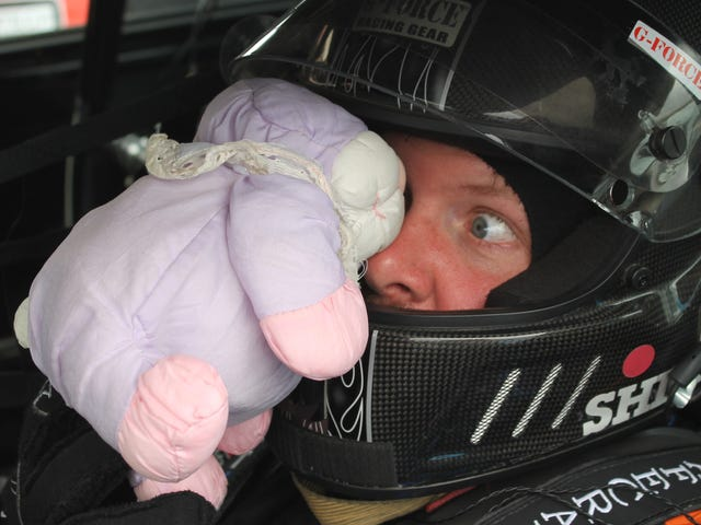 Racing Drivers With Easter Bunnies Are The Best Thing Ever