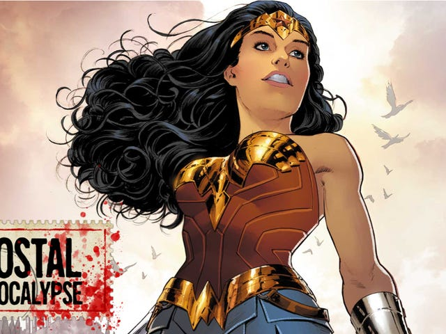 'Why Is There Only One Wonder Woman?'