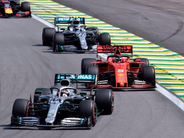 Veja como as menores mudanças permitiram à Mercedes dominar a temporada de F1