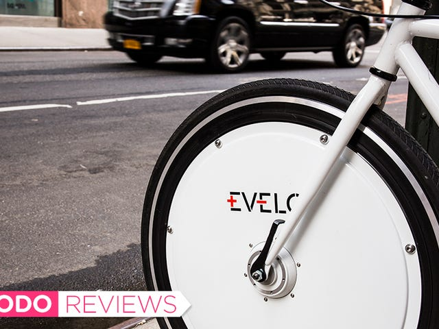Make Any Bike Electric With This Add-On Wheel