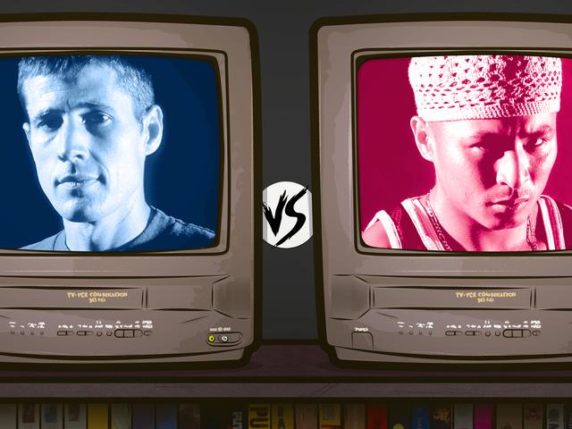 Rodney Mullen og Daewon Song gjorde en video som endret skateboarding for alltid