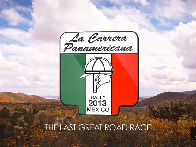 Filem La Carrera Panamericana untuk perdana di Festival Filem Auto Monterey