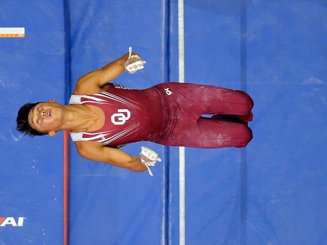 Оклахома ще раз довів, наскільки важлива гімнастика NCAA до команди гімнастики США