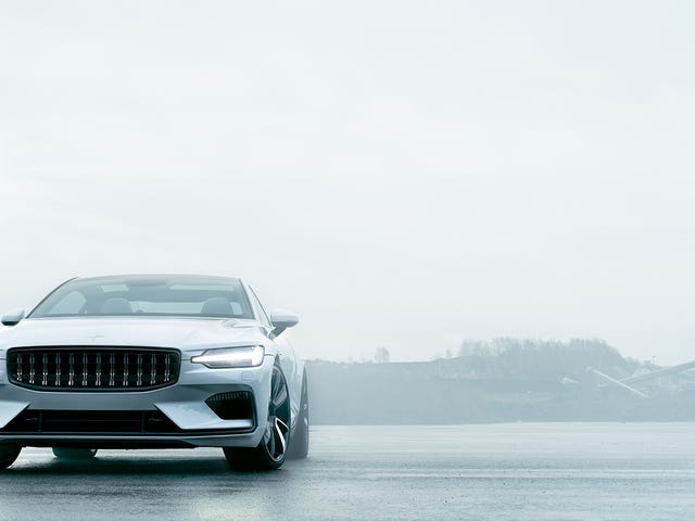 You'll Be Able To Order A Polestar 1 By 2019 In The U.S. [CORRECTED]