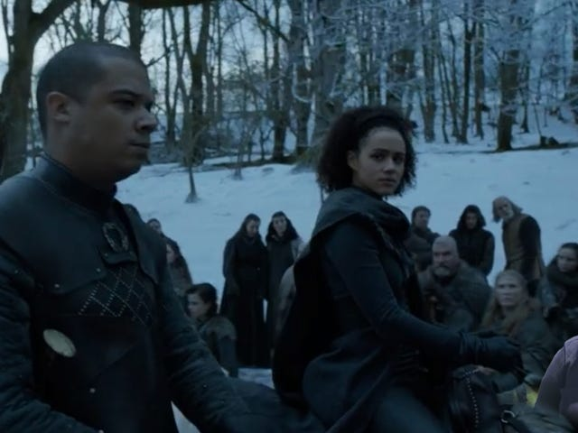The Season Premiere of Game of Thrones Was Too Realistic