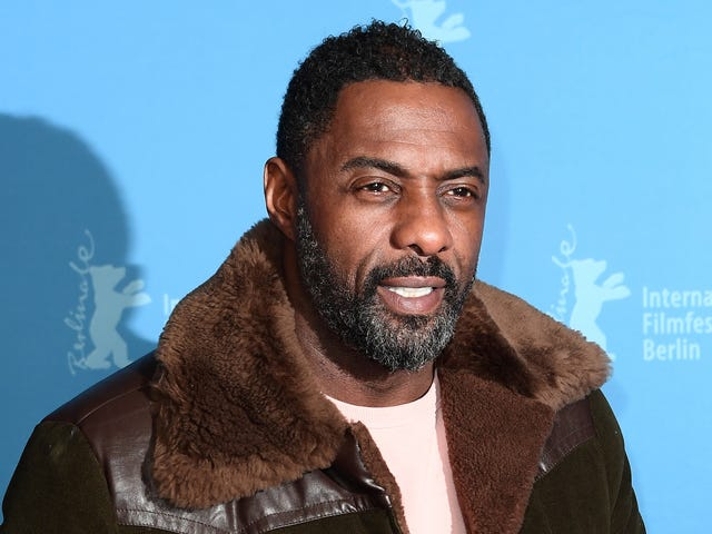 How Can Idris Elba Play a Nanny When He's a Zaddy?