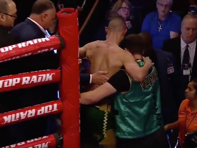 Maxim Dadashev เข้ารับการผ่าตัดสมองหลังจากสูญเสีย Subriel Matias