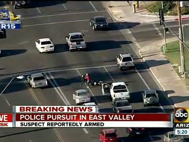<i>Grand Theft Auto</i> è attualmente in riproduzione dal vivo vicino a Phoenix [UPDATE]