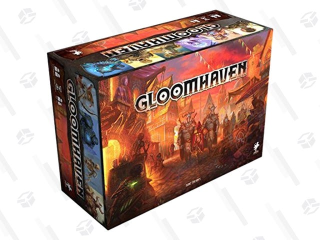 Gloomhaven Should Be On Your Board Game Bucket List, and It's Under $100 For the First Time Ever