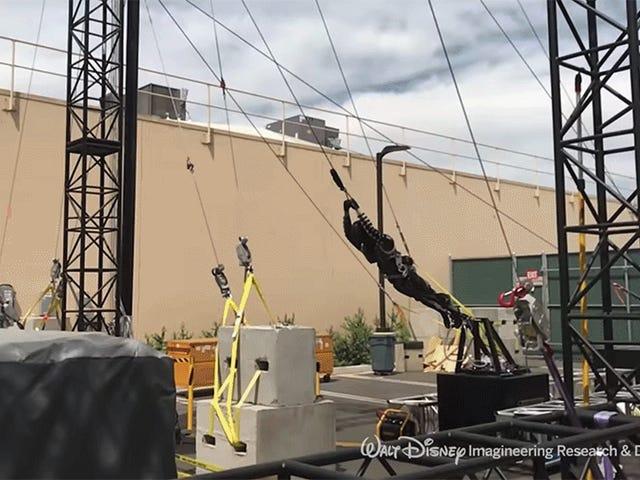 Disney Has Built Impressive Robot Stunt Doubles That Mean No One Any Harm