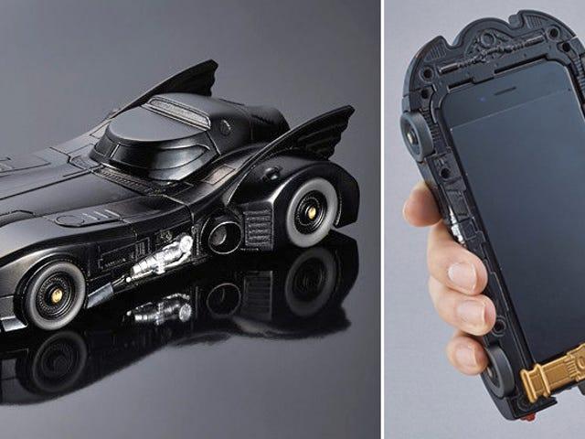 Tim Burton-Era Batmobile은 최고의 iPhone 6 케이스입니다.