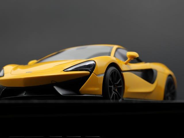 TopSpeed's Volcano Yellow McLaren 570s