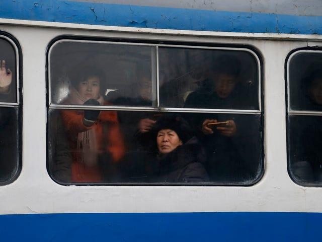 La última moda en Corea del Norte: regalar cristales de metanfetamina por elAño Nuevo Lunar
