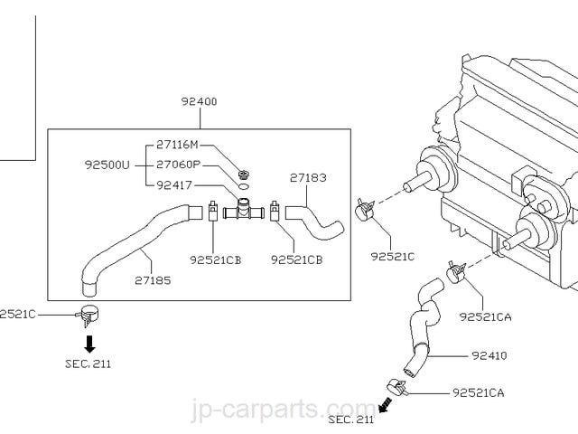 Radiator issues - Nissan gurus?