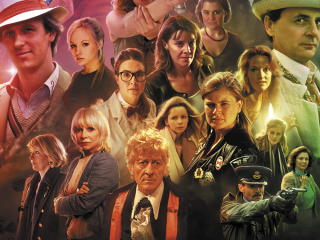 Big Finish Will Celebrate 20 Years of Doctor Who Audio Dramas With a 20-Hour YouTube Marathon