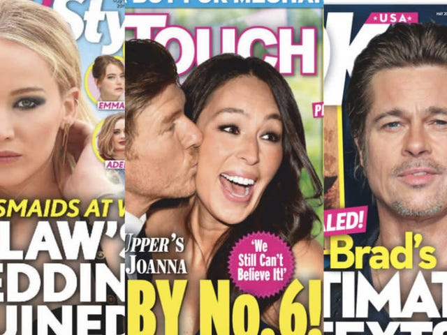 This Week In Tabloids: Priyanka Chopra Jonas Demanded A Retraction Because She's 'Very Much In Love'