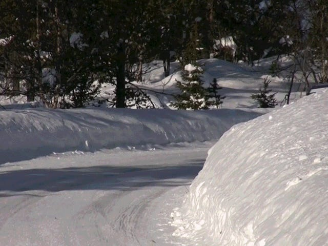Watching The 2009 Rally Norway Is Probably Going To Put Me In A Snowbank This Winter
