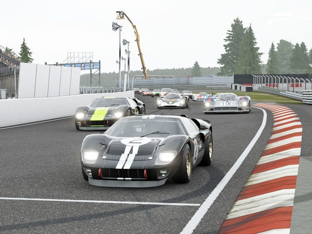 The Oppositelock Forza 7 Endurance Championship, Round 7: Results + Replay