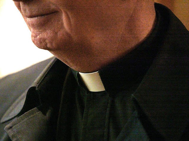 The Catholic Church Is Apparently Fine With Child Abuse as Long as Priests Move Around a Lot