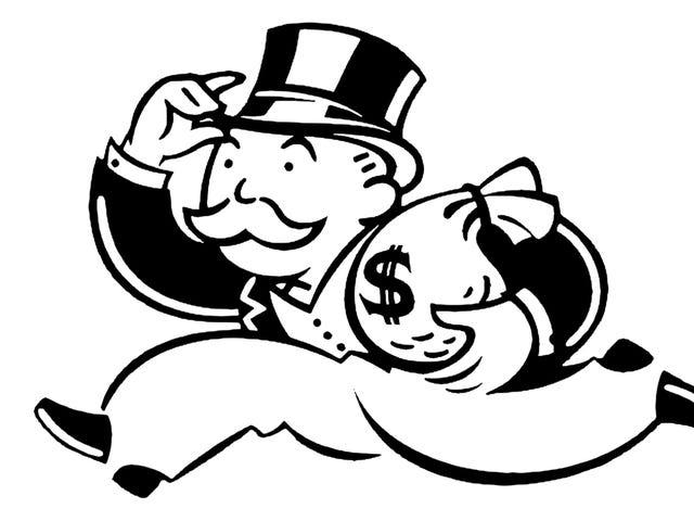 Τι θα έκανε ένας πλούσιος άνθρωπος;