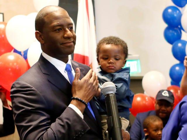 Florida's Gubernatorial Race Already Got Racist