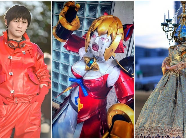 Our Favorite Cosplay Of This Winter's Wonder Festival