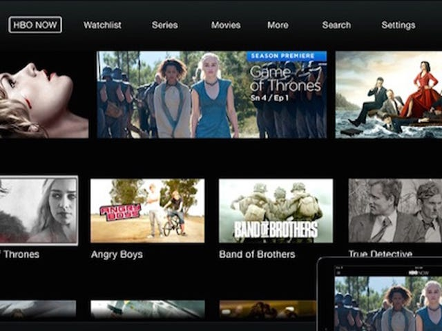 HBO Now is Live For Apple TV, iOS, and Web Users