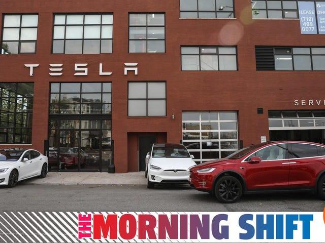 Tesla satte en leveringsrekord, men det er stadig ikke nok for Wall Street