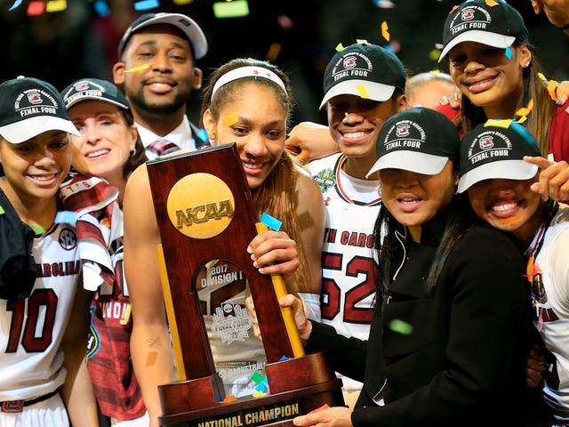 "South Carolina Women's Basketball Team Declines White House Invite To ""Focus On The Season Ahead"""