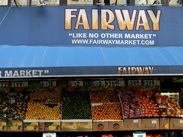 Fairway and Lucky's plan to close groceries in New York and Florida—or are they???