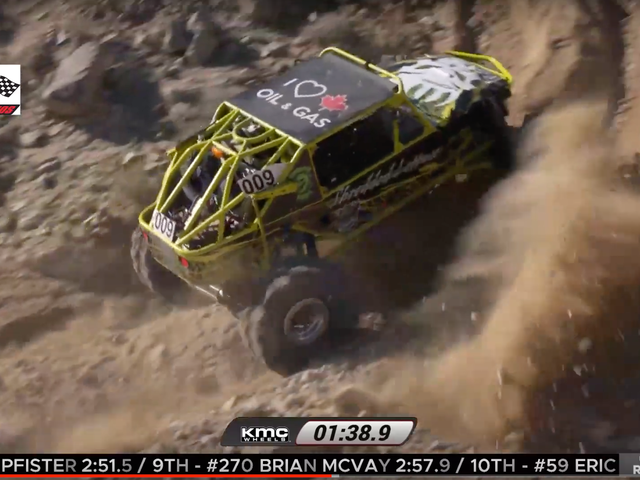 This 2019 King of the Hammers Livestream Is the Best Place to See Off-Road Action All Week