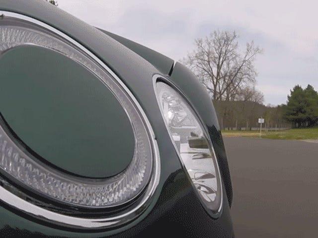 Bentley Bentayga laukaisee omat silmäpallonsa ja kyynelpesunsa ajovalot
