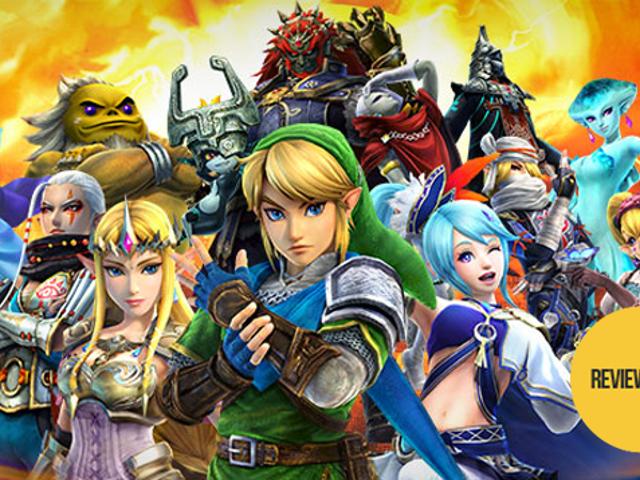 <em>Hyrule Warriors</em> : <em>Kotaku</em>评论