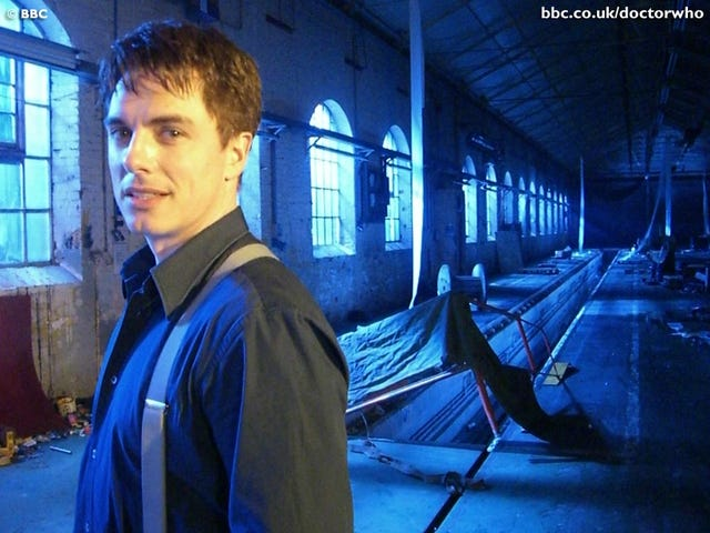 From Lazarus Long To Capt. Jack Harkness: Bisexuality In Science Fiction